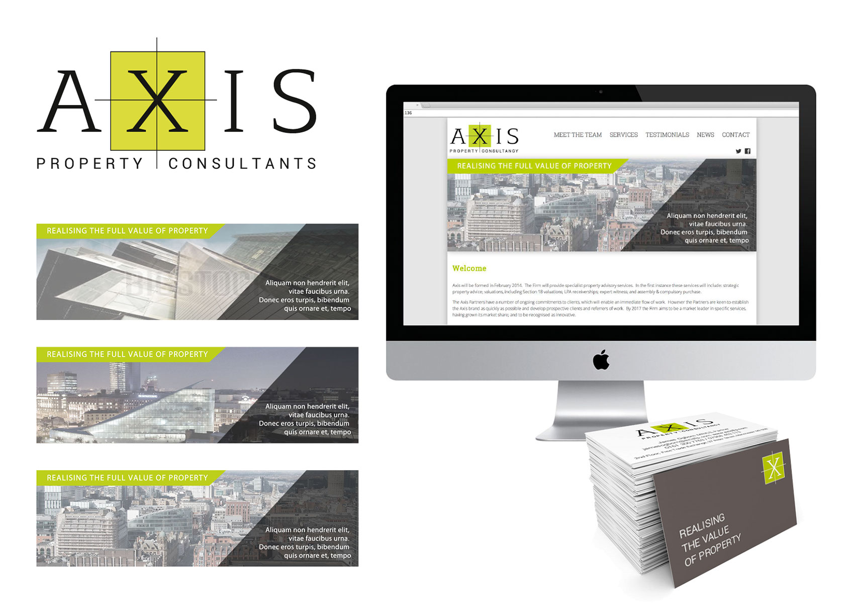 Axis Property